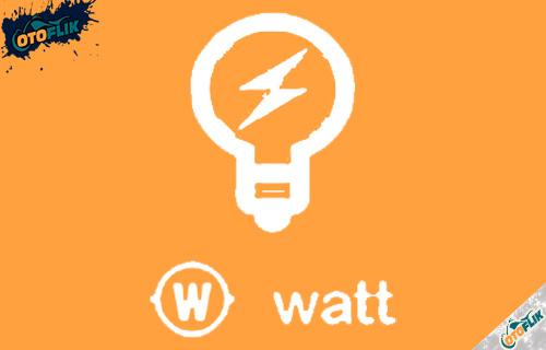 Watt W