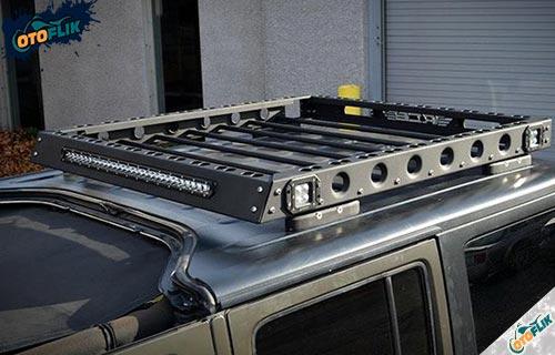 Apa Itu Roof Rack Mobil