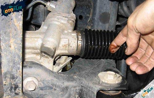 Bahaya Oli Power Steering Bocor