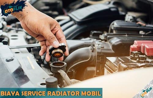 Biaya Service Radiator Mobil Bocor Rusak