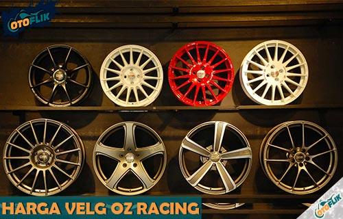 Daftar Harga Velg OZ Racing Motor Mobil Original Terlengkap
