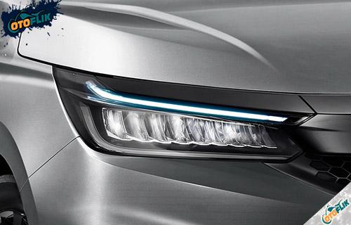 Desain Honda City Hatchback RS