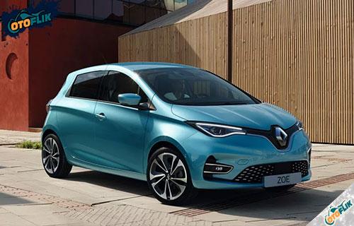 Desain Renault Zoe