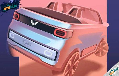 Desain Wuling Mini EV Cabrio