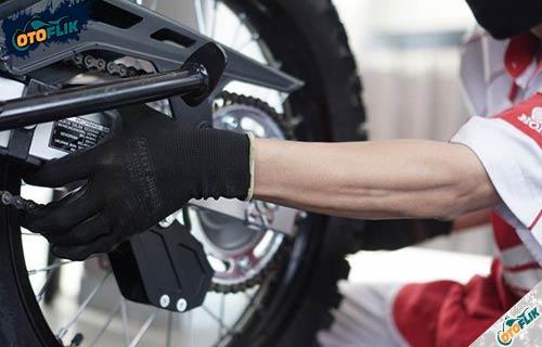 Efek Mengganti Ukuran Gear Motor