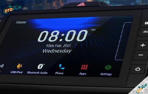 Fitur Honda City Hatchback RS