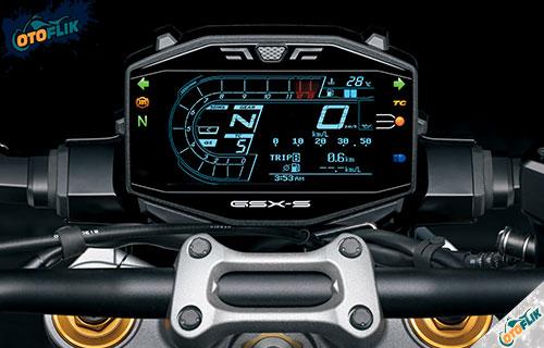 Fitur Suzuki GSX S1000 2021