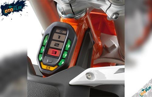 Fitur Unggulan KTM SX E5