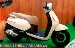 Harga Benelli Panarea 125 dari Review Fitur dan Spesifikasi
