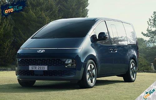 Harga Hyundai Staria Terbaru
