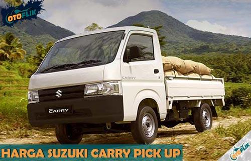 Harga Suzuki Carry Pick Up Baru Bekas Terlengkap