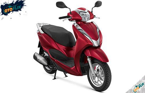Honda Lead 125 Merah