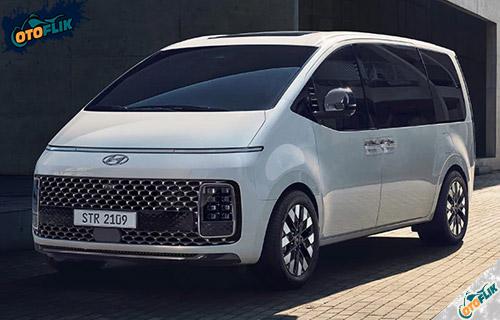 Hyundai Staria White