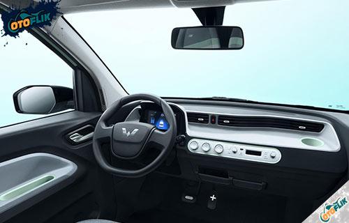 Interior Wuling Mini EV Macaron