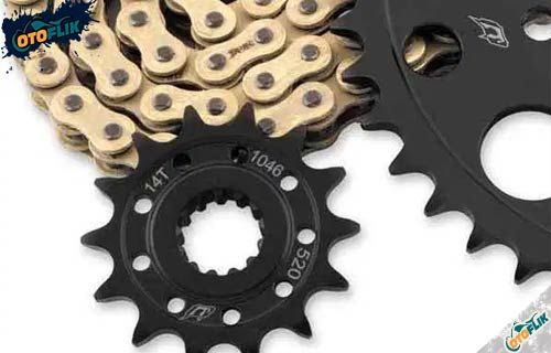 Kode Ukuran Gear Motor