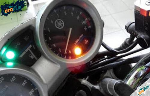 Penyebab Lampu Indikator Motor Injeksi Menyala Terus