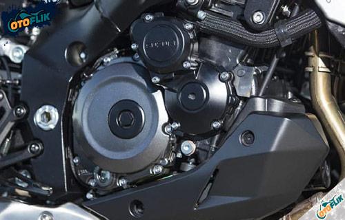 Performa Suzuki GSX S1000 2021