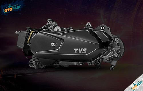 Performa TVS NTORQ 125 Super Squad Edition