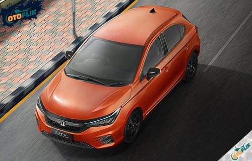 Review Honda City Hatchback RS