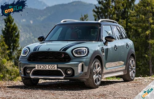 Review New Mini Countryman