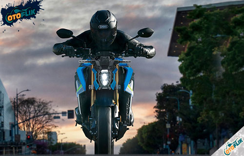 Review Spesifikasi Suzuki GSX S1000 2021