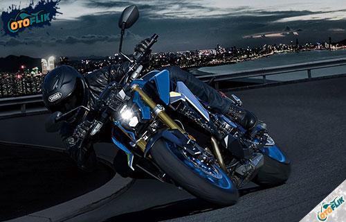 Spesifikasi Suzuki GSX S1000 2021