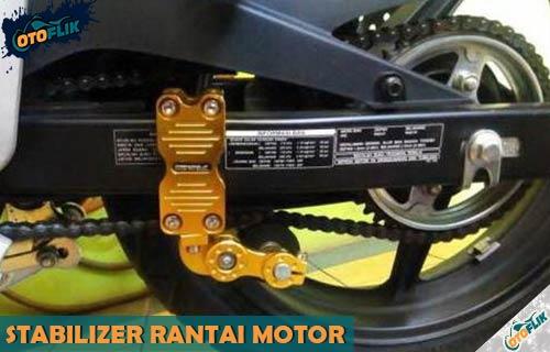 Stabilizer Rantai Motor dari Fungsi Manfaat Harga dan Cara Pasang