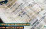 Surat Kuasa Perpanjang STNK Mobil Motor dari Contoh Cara Membuat