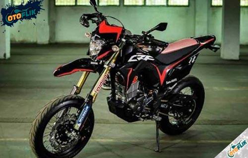 Tipe Honda CRF 150 Supermoto