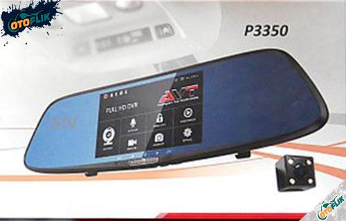 AVT Dashcam DVR P3350
