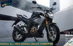 All New Honda CB150R Streetfire Terbaru di Indonesia