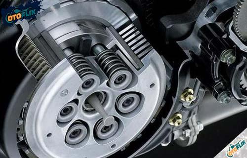 Cara Kerja Kampas Ganda Motor Saat Mesin Stasioner