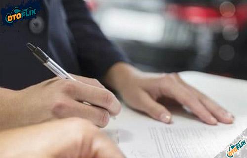 Cara Membuat Surat Perjanjian Over Kredit Motor