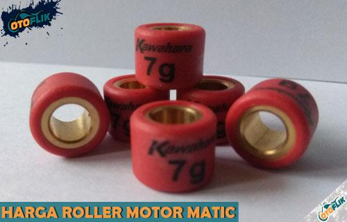 Daftar Harga Roller Motor Matic Original Aftermarket Terbaru