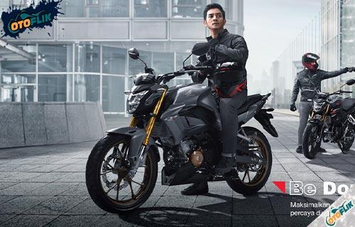 Desain All New Honda CB150R Streetfire