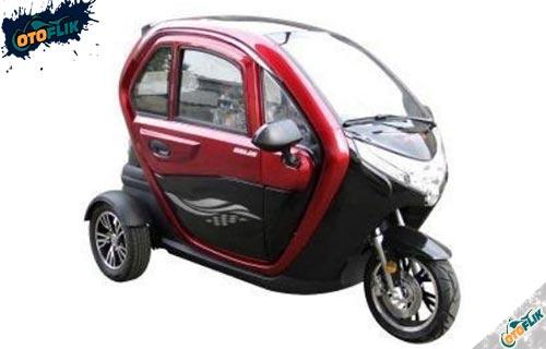 Desain Motor Listrik Selis New Balis