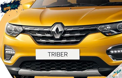 Eksterior Renault Triber
