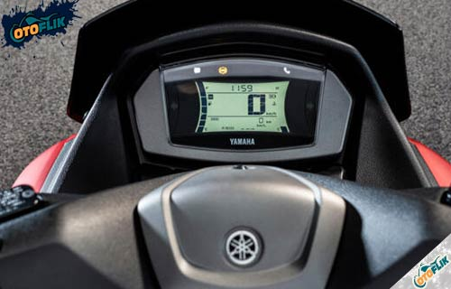 Fitur Yamaha Nmax 125 2021