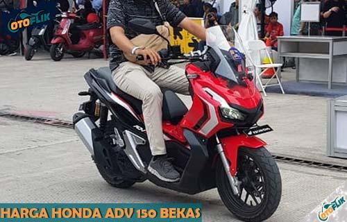 Harga Honda ADV 150 Bekas Termurah Tipe ABS dan CBS