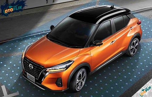 Harga Mobil Lisrik Nissan Kicks e Power