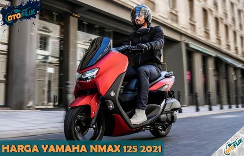 Harga Yamaha Nmax 125 2021 dari Fitur Review Spesifikasi