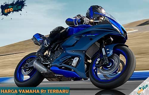 Harga Yamaha R7 Beserta Review Spesifikasi Fitur dan Warna