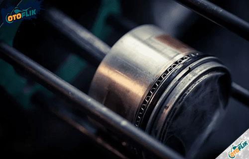 Kondisi Piston Ring Piston Aus