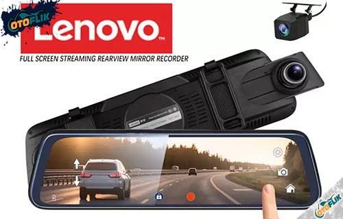 Lenovo HD Dual Dashcam Car DVR V7 Plus