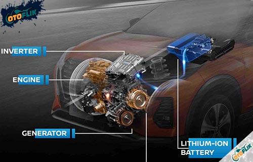 Performa Dapu Pacu Nissan Kicks e Power