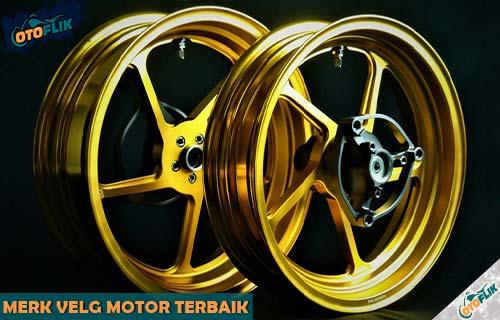 Rekomendasi Merk Velg Motor Terbaik di Indonesia