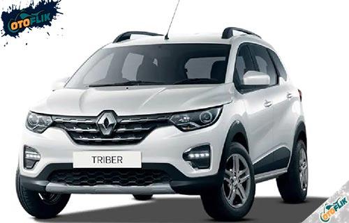 Renault Triber White Onyx