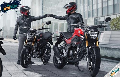 Review All New Honda CB150R Streetfire