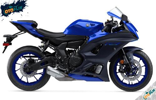 Yamaha R7 Team Yamaha Blue