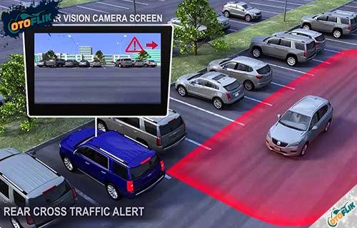 Apa Itu Rear Cross Traffic Alert